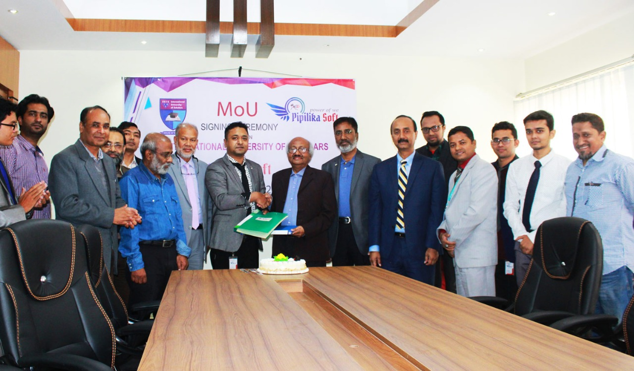 MOU With IUS