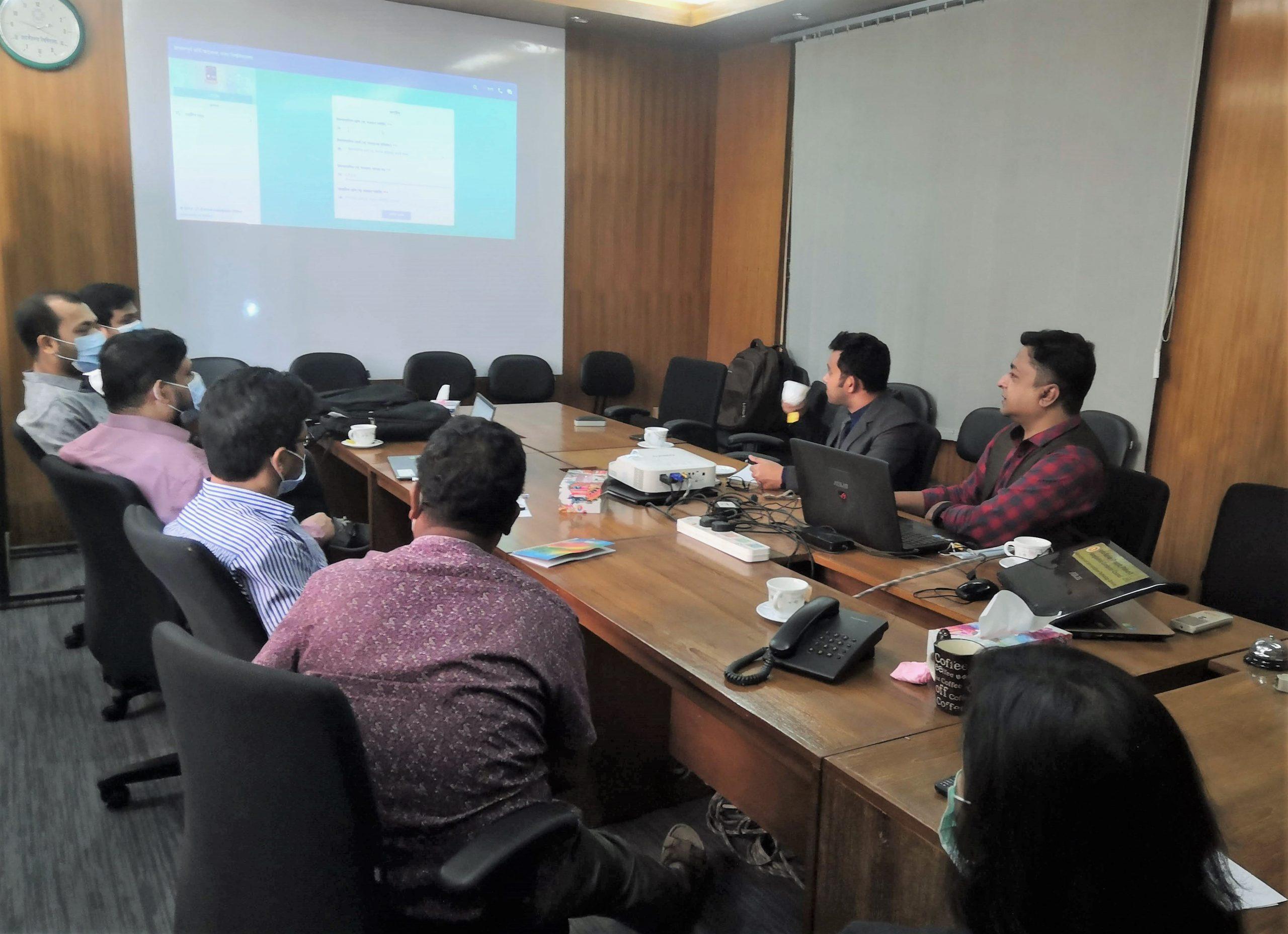 Jahangirnagar University (JU) Central Admission System Development